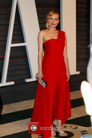 Diane Kruger - 87th Annual Oscars - Vanity Fair Oscar Party at Oscars - Beverly Hills, California, United States -...