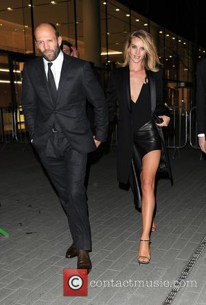 Jason Statham, Rosie Huntington-Whiteley, Jason Statham , Rosie Huntington-Whiteley - The ELLE Style Awards 2015 held at the Walkie Talkie...