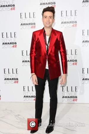 Nick Grimshaw - A host of celebrities were photographed as they arrived at the ELLE Style Awards 2015 which were...