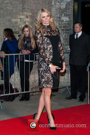 Jodie Kidd - The World's First Fabulous Fun Fair hosted by Natalia Vodianova and Karlie Kloss at the Roundhouse. -...