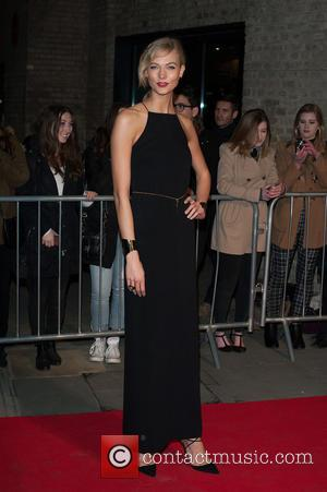 Karlie Kloss - The Fabulous Fun Fair hosted by Natalia Vodianova and Karlie Kloss at the Roundhouse - Arrivals -...