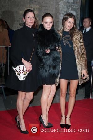 Stella Mccartney, Mary Mccartney and Dasha Zhukova