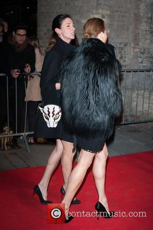 Stella McCartney and Mary McCartney - The first Fabulous Fund Fair hosted by Natalia Vodianova and Karlie Kloss at the...