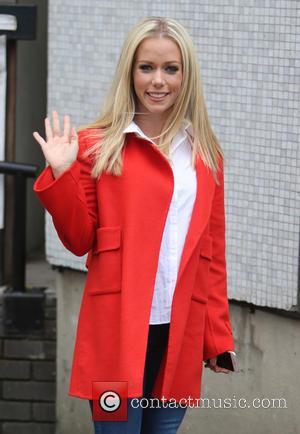 Kendra Wilkinson - Kendra Wilkinson outside ITV Studios - London, United Kingdom - Tuesday 24th February 2015