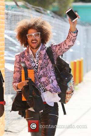 RedFoo - RedFoo arriving at dance practice for 'Dancing with the Stars' - Los Angeles, California, United States - Tuesday...