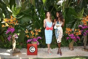 Lily Aldridge and Jasmine Tookes - Victoria's Secret Supermodels Lily Aldridge and Jasmine Tookes pose for the debut of So...
