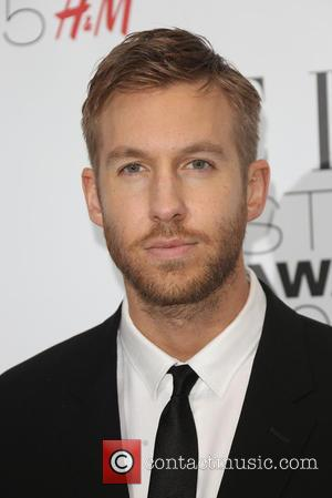 Calvin Harris - A host of celebrities were photographed as they arrived at the ELLE Style Awards 2015 which were...