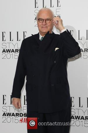 Manolo Blahnik - A host of celebrities were photographed as they arrived at the ELLE Style Awards 2015 which were...