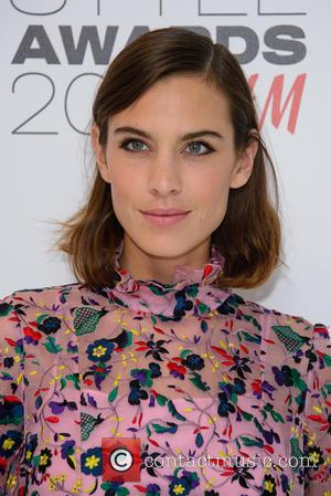 Alexa Chung - A host of celebrities were photographed as they arrived at the ELLE Style Awards 2015 which were...