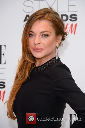 Lindsay Lohan Begins Community Service At Brooklyn Preschool