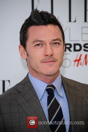 Luke Evans - A host of celebrities were photographed as they arrived at the ELLE Style Awards 2015 which were...
