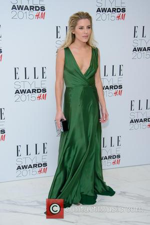 Mollie King - A host of celebrities were photographed as they arrived at the ELLE Style Awards 2015 which were...
