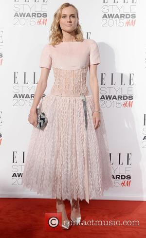 Diane Kruger - A host of celebrities were photographed as they arrived at the ELLE Style Awards 2015 which were...