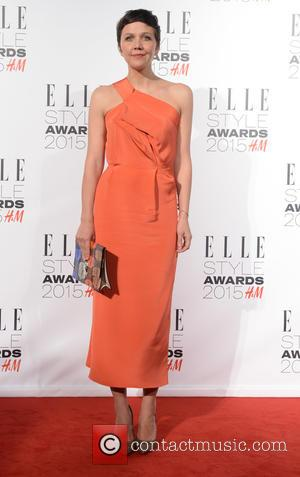Maggie Gyllenhaal - A host of celebrities were photographed as they arrived at the ELLE Style Awards 2015 which were...