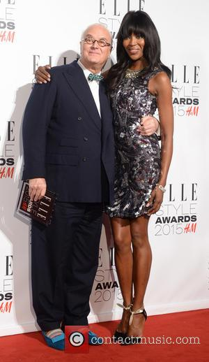 Naomi Campbell and Manolo Blahnik - A host of celebrities were photographed as they arrived at the ELLE Style Awards...