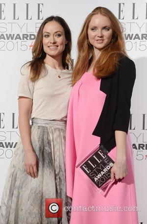 Olivia Wilde and Lily Cole - A host of celebrities were photographed as they arrived at the ELLE Style Awards...