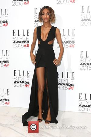 Jourdan Dunn - A host of celebrities were photographed as they arrived at the ELLE Style Awards 2015 which were...