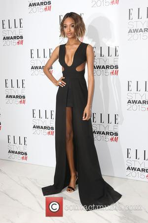 Jourdan Dunn - The ELLE Style Awards 2015 held at the Walkie Talkie building - Arrivals - London, United Kingdom...