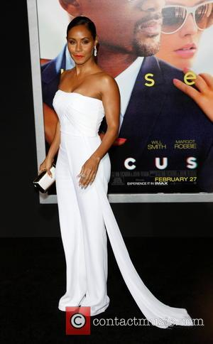 Jada Pinkett Smith - A variety of stars were photographed as they attended the World Premiere of Warner Bros. Pictures'...