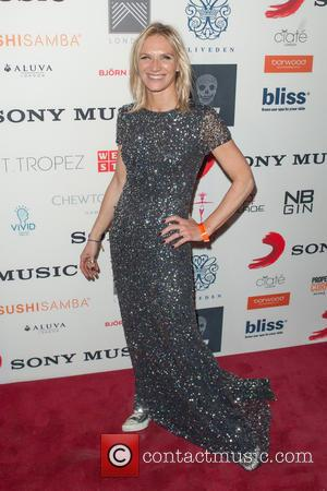 Jo Whiley - A variety of celebrities were photographed as they attended the BRIT Awards 2015 Sony after party which...