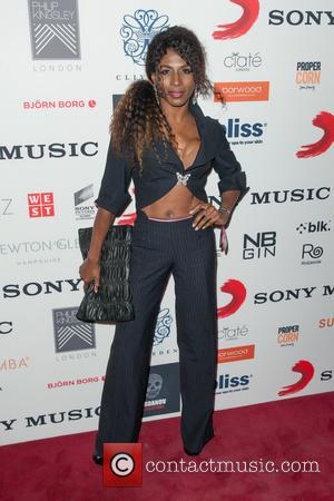 Sinitta - A variety of celebrities were photographed as they attended the BRIT Awards 2015 Sony after party which was...