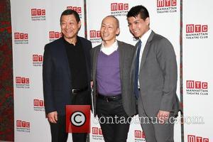 James Saito, Francis Jue and Telly Leung