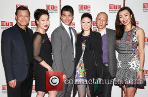 James Saito, Sue Jin Song, Telly Leung, Jennifer Lim, Francis Jue and Jo Mei