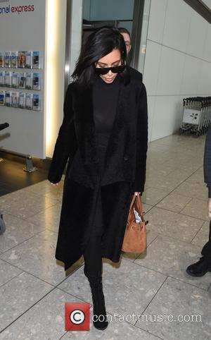 Kim Kardashian Documents Baby Struggle On Tv