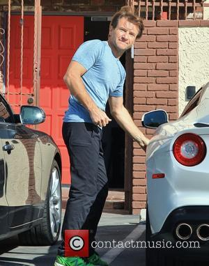 Robert Herjavec - Celebrities at the dance studio for 'Dancing With The Stars' rehearsals at Dancing With The Stars rehearsal...