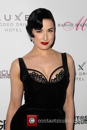 Dita Von Teese - A host of stars were photographed as they attended the Genlux Issue Release Event which was...