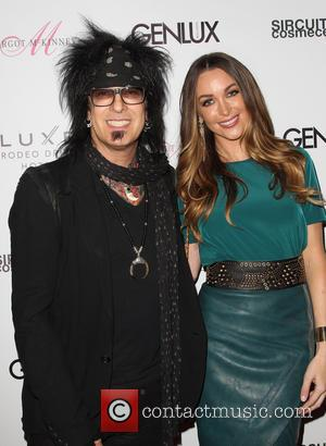 Nikki Sixx and Courtney Bingham - A host of stars were photographed as they attended the Genlux Issue Release Event...