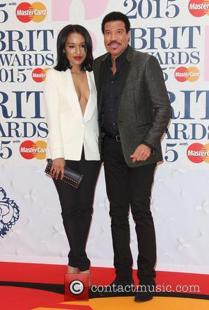 Lisa Parigi and Lionel Richie