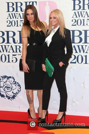 Melanie Chisholm, Mel C and Emma Bunton - A variety of stars from the music industry were photographed as they...