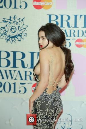 Charli XCX - A variety of stars from the music industry were photographed as they arrived at the Brit Awards...