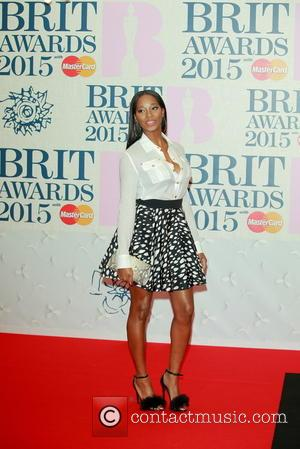 Jamelia - A variety of stars from the music industry were photographed as they arrived at the Brit Awards 2015...