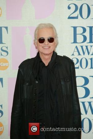 Jimmy Page, Brit Awards