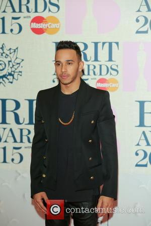 Lewis Hamilton, Brit Awards