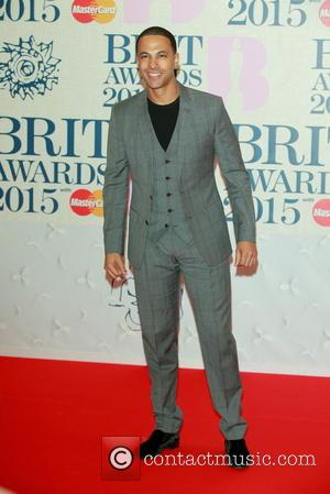 Marvin Humes - A variety of stars from the music industry were photographed as they arrived at the Brit Awards...