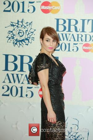 Noomi Rapace - A variety of stars from the music industry were photographed as they arrived at the Brit Awards...