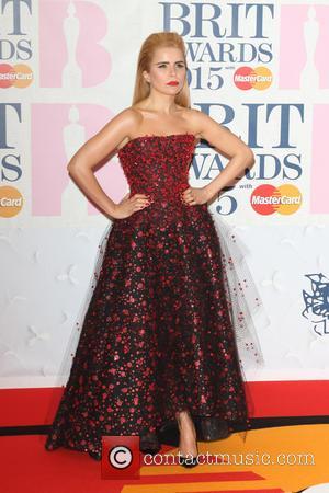 Paloma Faith - The Brit Awards 2015 at the O2 Arena - Arrivals at O2 Arena, The Brit Awards -...