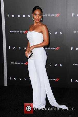 Jada Pinkett Smith - Los Angeles Premiere of 'Focus' at TCL Chinese Theatre - Hollywood, California, United States - Wednesday...