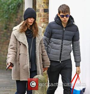 Keira Knightley and James Righton - Pregnant Keira Knightley and her husband James Righton take a trip to a dry...