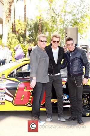 Gary Levox, Joe Don Rooney, Jay Demarcus and Rascal Flatts