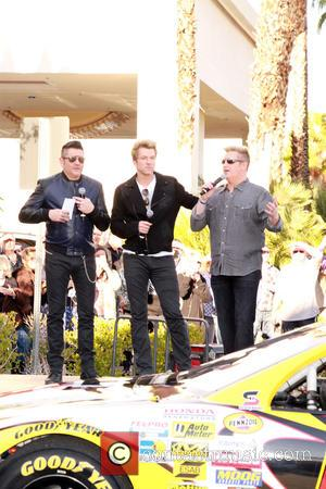 Jay Demarcus, Gary Levox, Joe Don Rooney and Rascal Flatts
