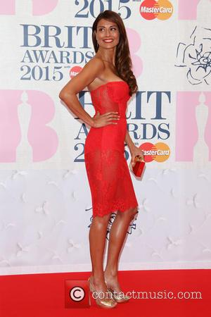 Melanie Sykes - A variety of stars from the music industry were photographed as they arrived at the Brit Awards...