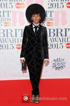 Janelle Monae - A variety of stars from the music industry were photographed as they arrived at the Brit Awards...
