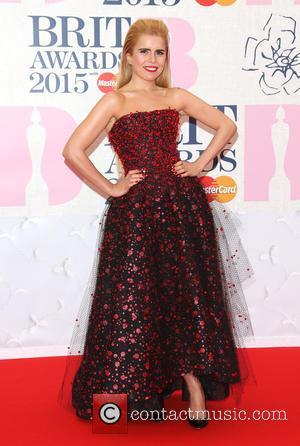 Paloma Faith - A variety of stars from the music industry were photographed as they arrived at the Brit Awards...