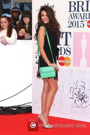 Michelle Keegan - A variety of stars from the music industry were photographed as they arrived at the Brit Awards...