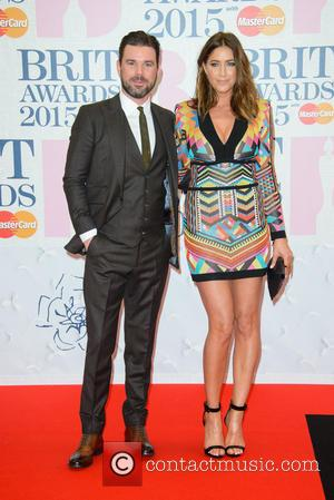 Dave Berry and Lisa Snowdon - A variety of stars from the music industry were photographed as they arrived at...