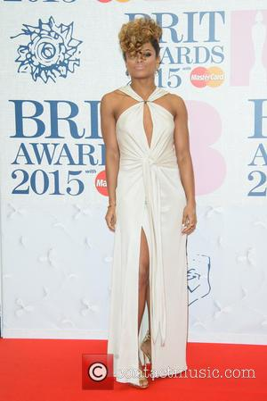 Fleur East - A variety of stars from the music industry were photographed as they arrived at the Brit Awards...